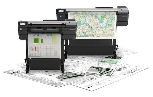 HP Designjet T830 Wifi Multifunction Printer