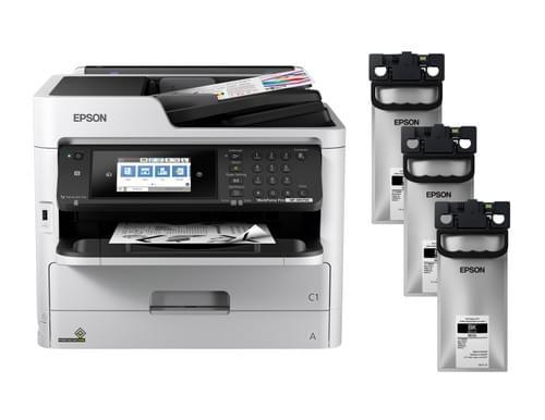 Epson Workforce Pro M5799 Supertank Printer
