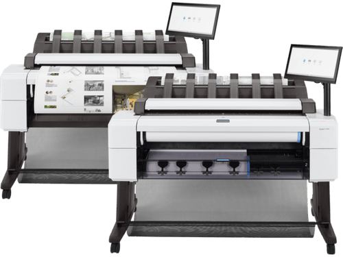 "HP Designjet T2600 Dual Roll 36"" Multifunction Printer"
