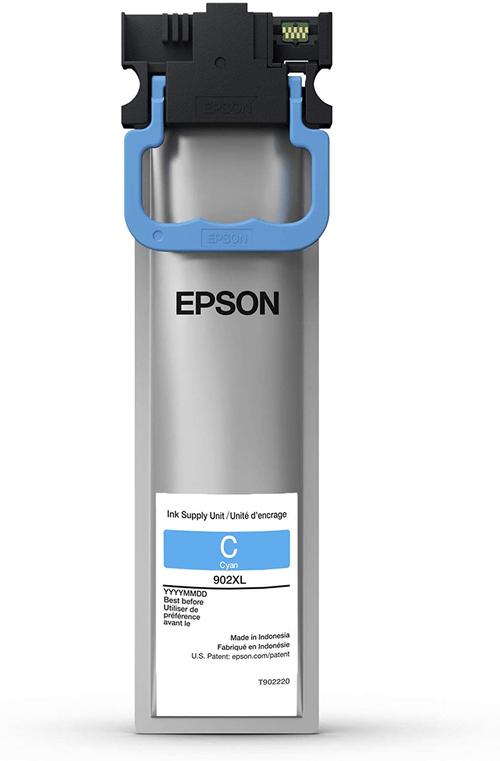 EPSON T902 HIGH CAPACITY CYAN INK PACK
