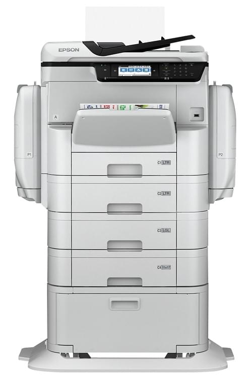 Epson Workforce Pro WF-C869R (1 Left In Stock)