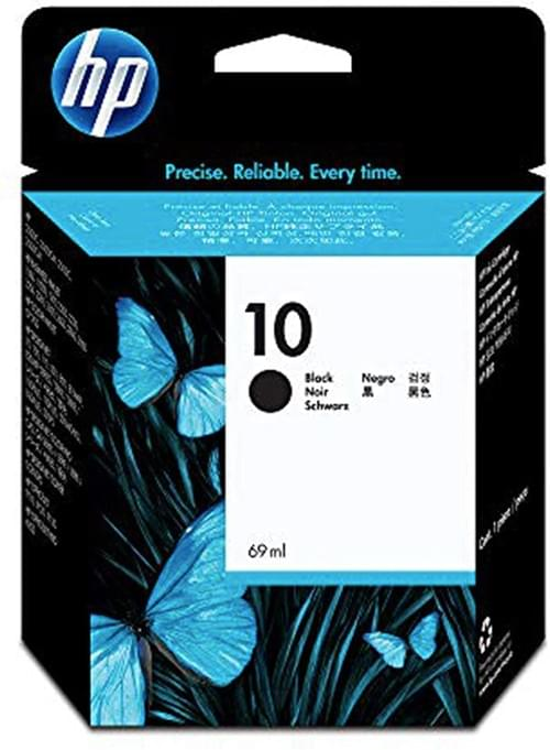 HP 10 Ink Cartridge for 500/800