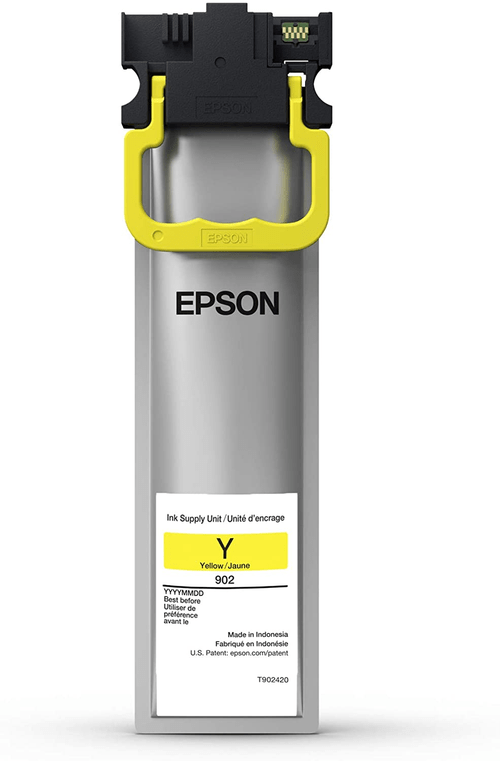 EPSON T902 STANDARD CAPACITY YELLOW INK
