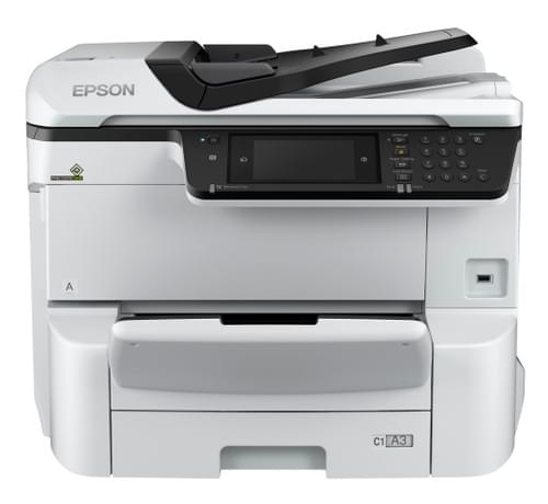 Epson Workforce Pro WF-C8690 MFP with Metered Service
