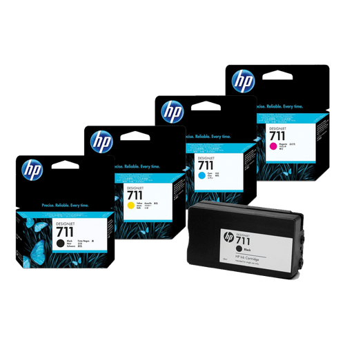 HP 711 Cartridges for Designjet T520