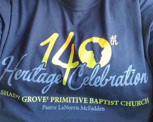 140th Heritage T-shirt