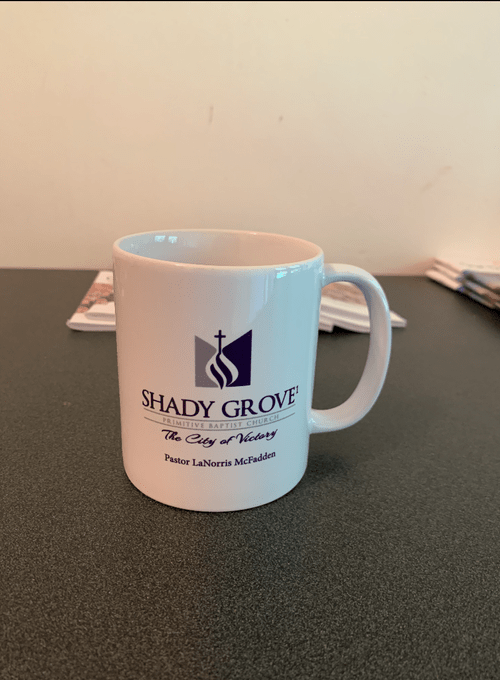 Shady Grove Mug