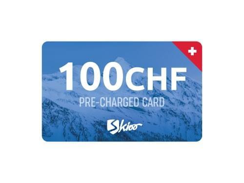 Skioo Card 100 CHF