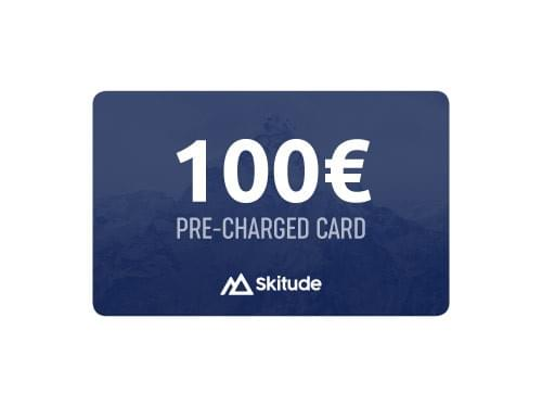 100€ Pre-charged Card