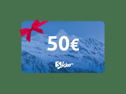 50 € Tarjeta regalo
