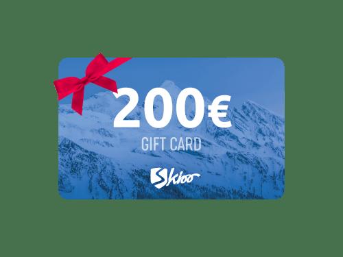 200CHF  Carte Regalo