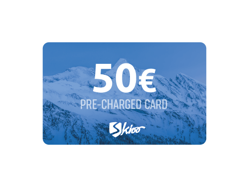 50CHF Pre-charged Pass