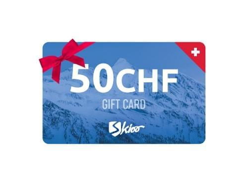 Skioo Gift Card 50 CHF