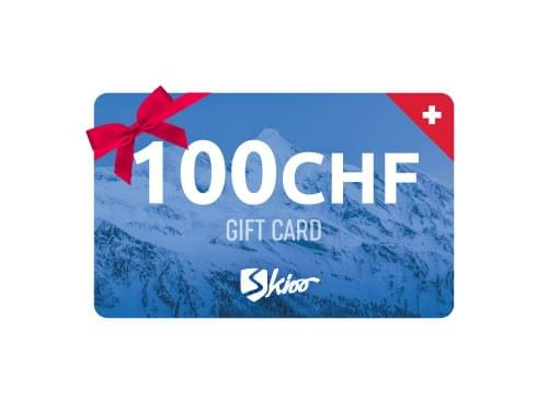 100CHF Geschenkkarte
