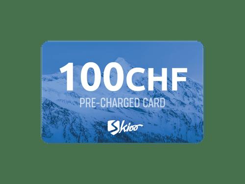 Skioo Pass Préchargé 100CHF