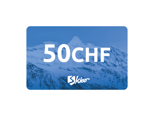 Voraufgeladener Skioo Pass - 50 CHF