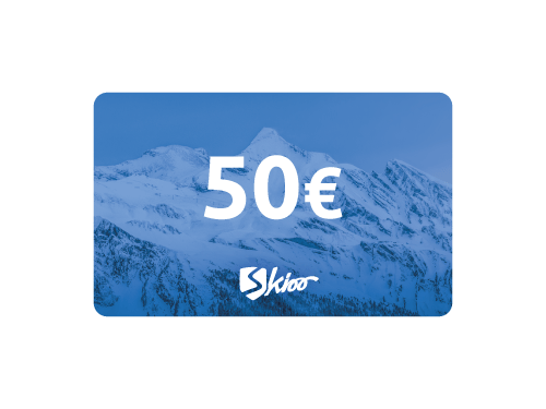 Precharged Skioo Pass - €50