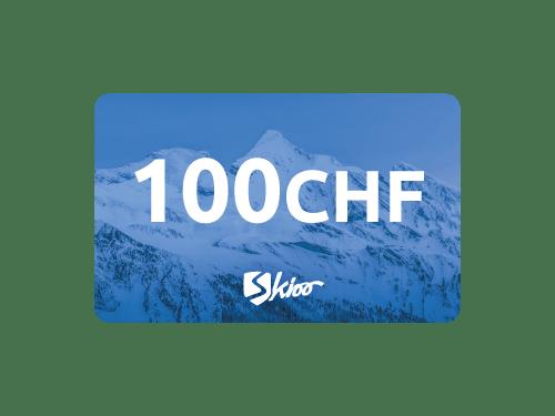 Skioo Pass Préchargé 100 CHF - Offre réservée aux employés Hitachi