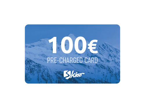 100CHF Pre-charged Pass