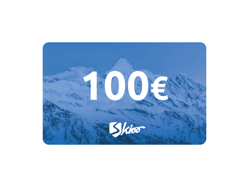 Precharged Skioo Pass - €100