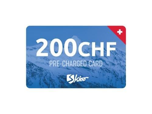Skioo Card 200 CHF