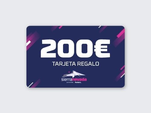 Tarjeta Regalo - 200€