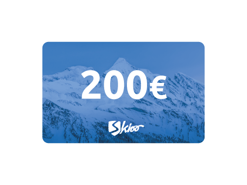 Precharged Skioo Pass - €200
