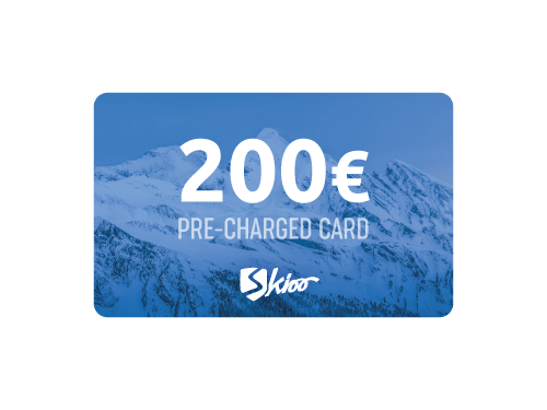 200CHF Pre-charged Pass