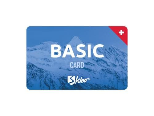 Basic Skioo Card