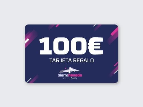 Tarjeta Regalo - 100€