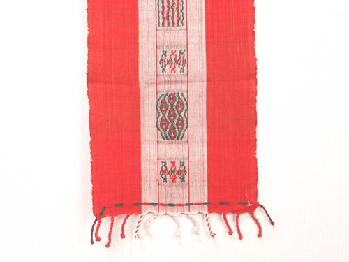 チン族の手織り布 ctm016