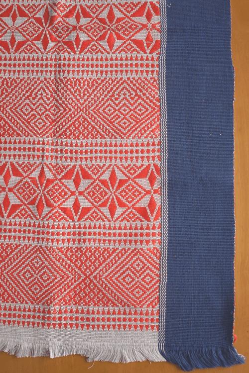 チン族の手織り布 ctm012