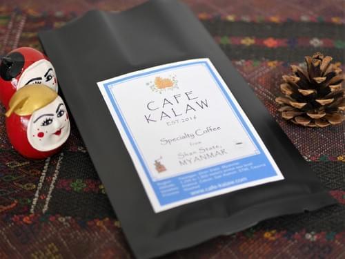 CK01b : Coffee Pack(Powder/Fine) (ကော်ဖီမှုန့် အညက်) / 200g