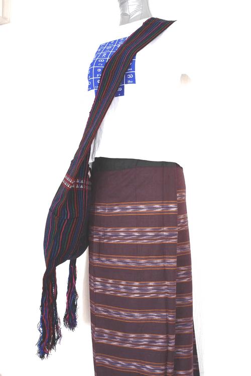 シャンバッグ(パオ族)shb002