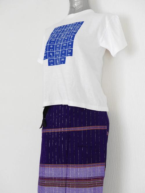 女性用ロンジー(スカート)  lo302