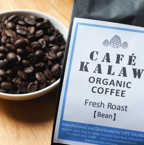 CK02 : Coffee Pack(Beans) (ကော်ဖီအစေ့) / 200g