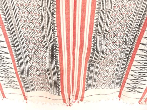 ナガ族の布 chb101