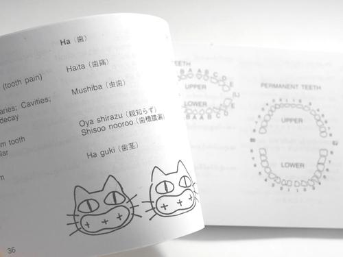 英語・日本語・ミャンマー語による医療対話集 mmb001