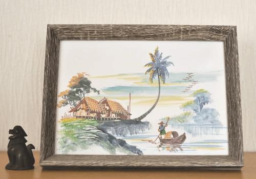 ミャンマーの絵 pic014