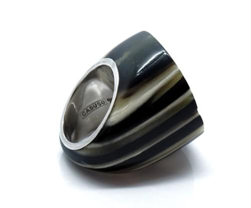 Indented Chic Ring