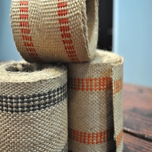 Jute / Burlap Webbing Tape / Tree Tie