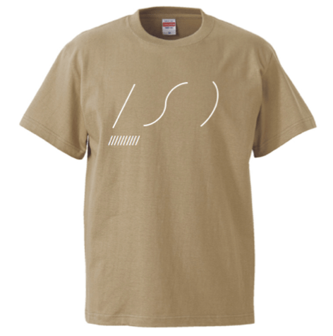 【西恵利香】LAST SUMMER DRESS 2018 T-shirts (Beige)