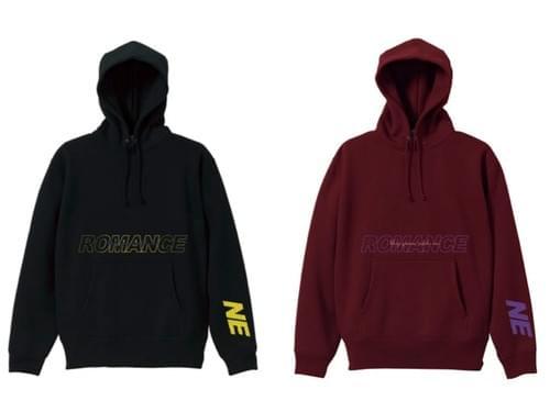 【西恵利香】ROMANCE hoodie