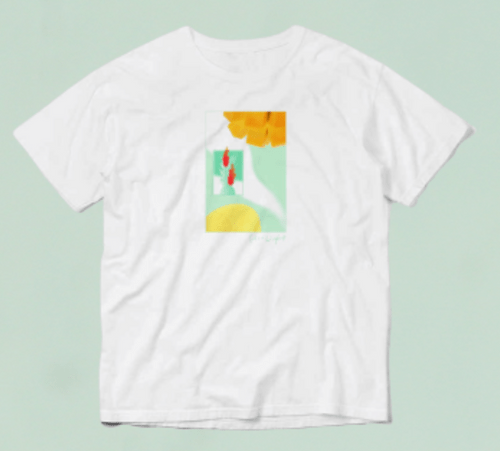 【西恵利香】Hi-Light T-shirts