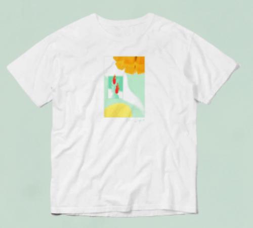 【西恵利香】Hi-Light T-shirts