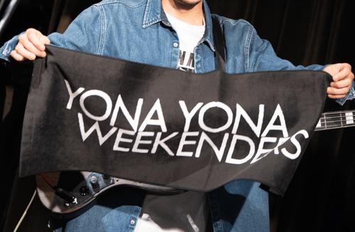 【YONA YONA WEEKENDERS】Logo TOWEL