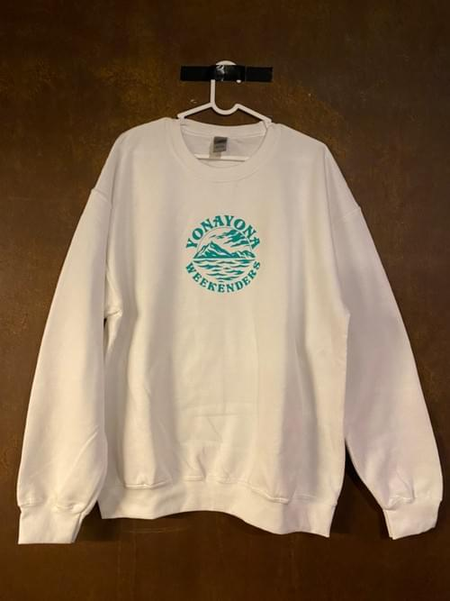 "【YONA YONA WEEKENDERS】""ALPS?"" SWEAT"