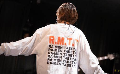 【YONA YONA WEEKENDERS】RA-MEN TABETAI L/S T-shirts