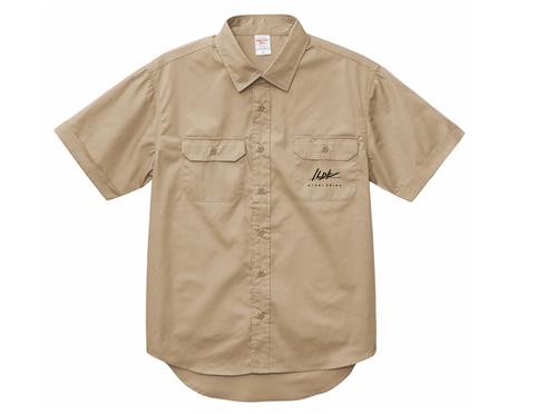 【西恵利香】1LDK Shirts (Standard Collar)