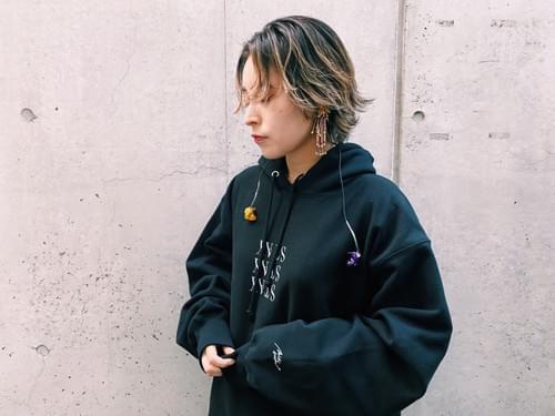 【西恵利香】STAY hoodie